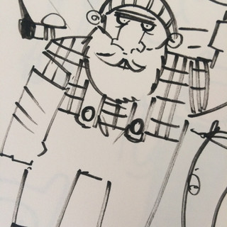 sketching ink