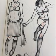 ink sketch