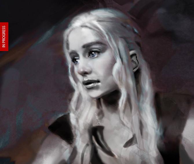 Daenerys Targaryen _In progress