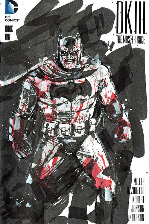 BATMAN DKIII issue 01