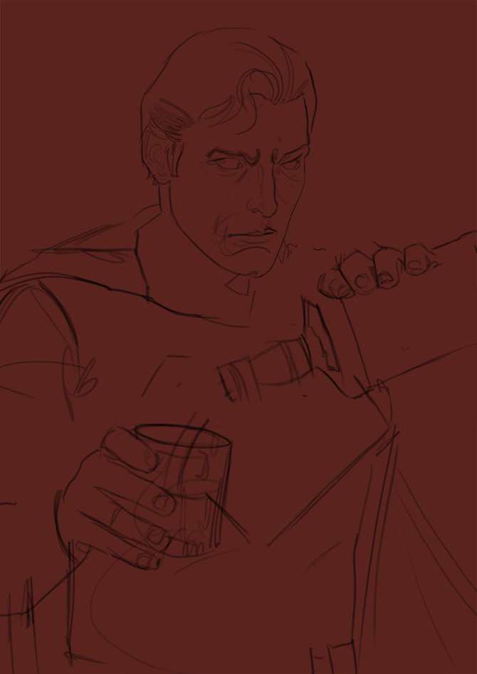 WIP/ BAD SUPERMAN