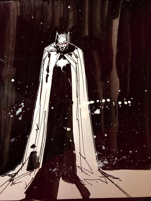 Batman night / ink