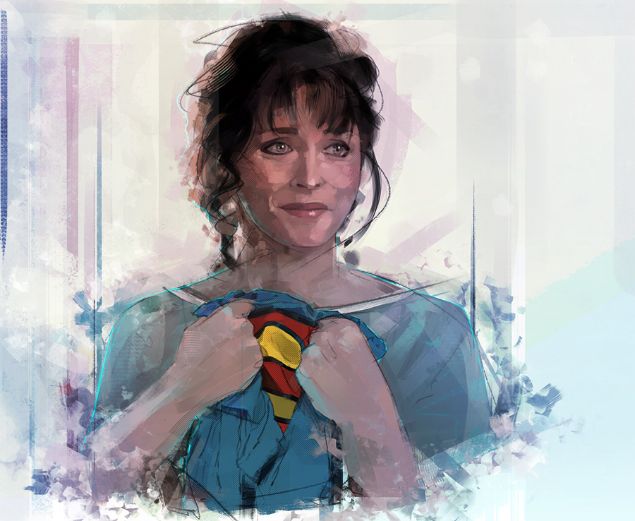 Margot Kidder / Lois Lane
