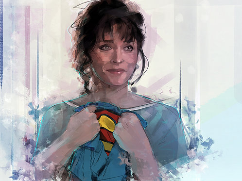 Margot Kidder / Lois Lane A2