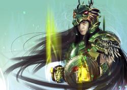 Shiryu / Caballero del Dragon