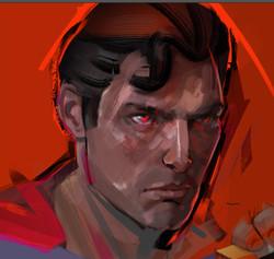 wip_evil superman