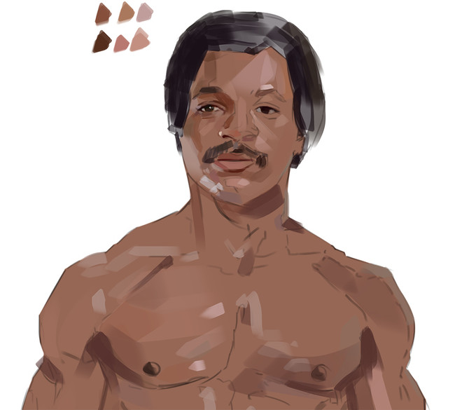 WIP Apollo Creed