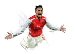 Alexis Football Player