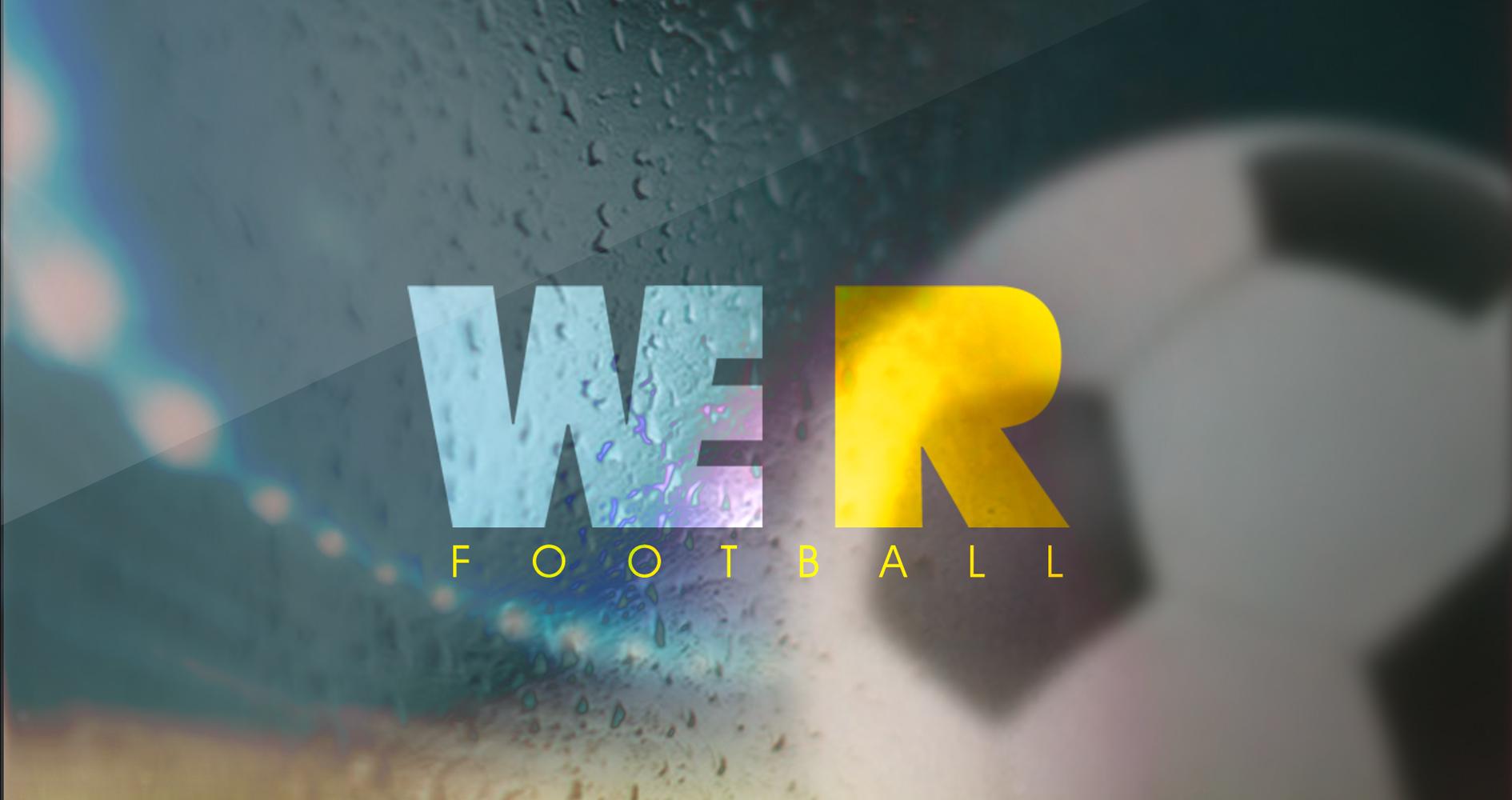 WeRfootbal Logo Ideas