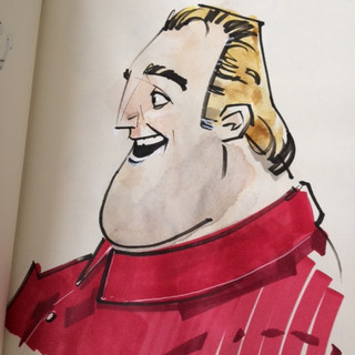 Mr Incredible/ sketch