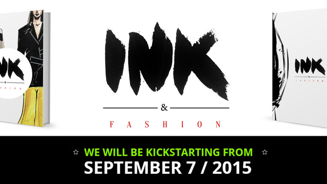 INK & FASHION / kickstarter
