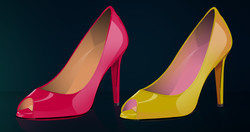 Vectorial Shoes