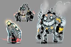 cartoon bots