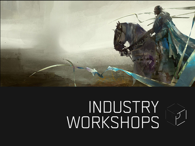 1 Birthay present / Industry Workshops
