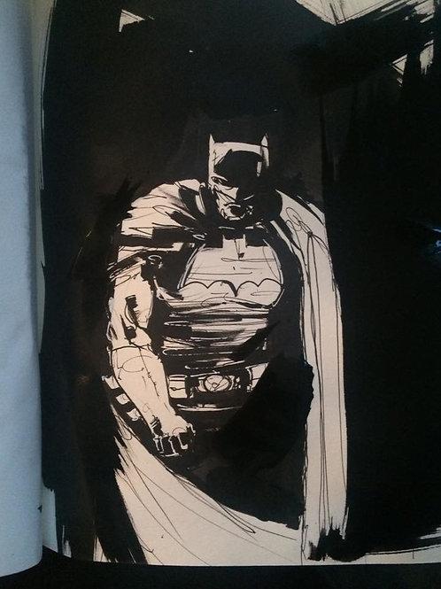 Batman /into darkness /ink