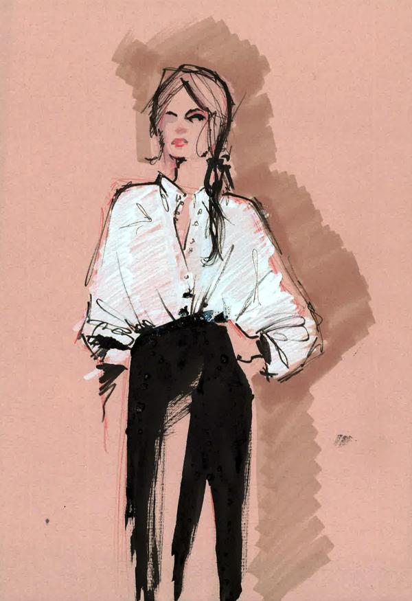 Fashion Illustration UK