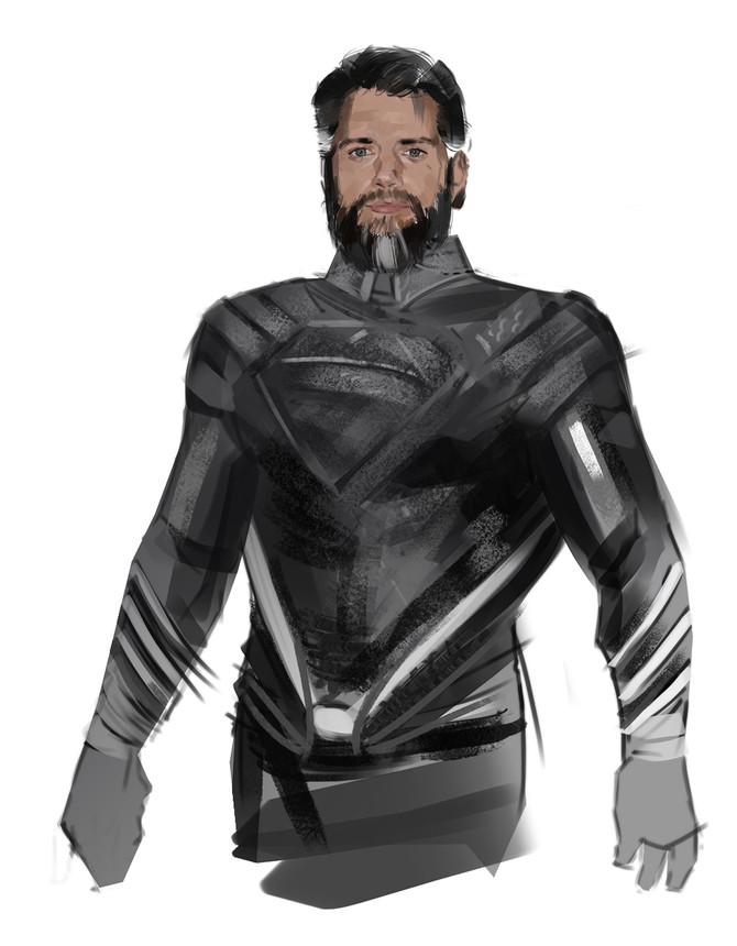WIP / BLACKSUIT SUPERMAN
