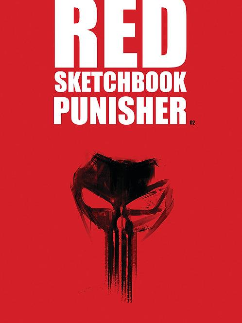 PUNISHER - REDSKETCHBOOK 02