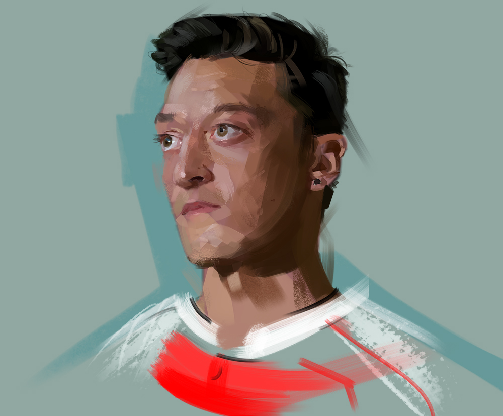 Ozil football player
