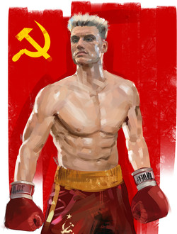 Ivan Drago / Rocky IV