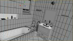 wc wireframe