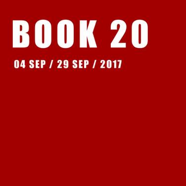 20 SKETCHBOOK
