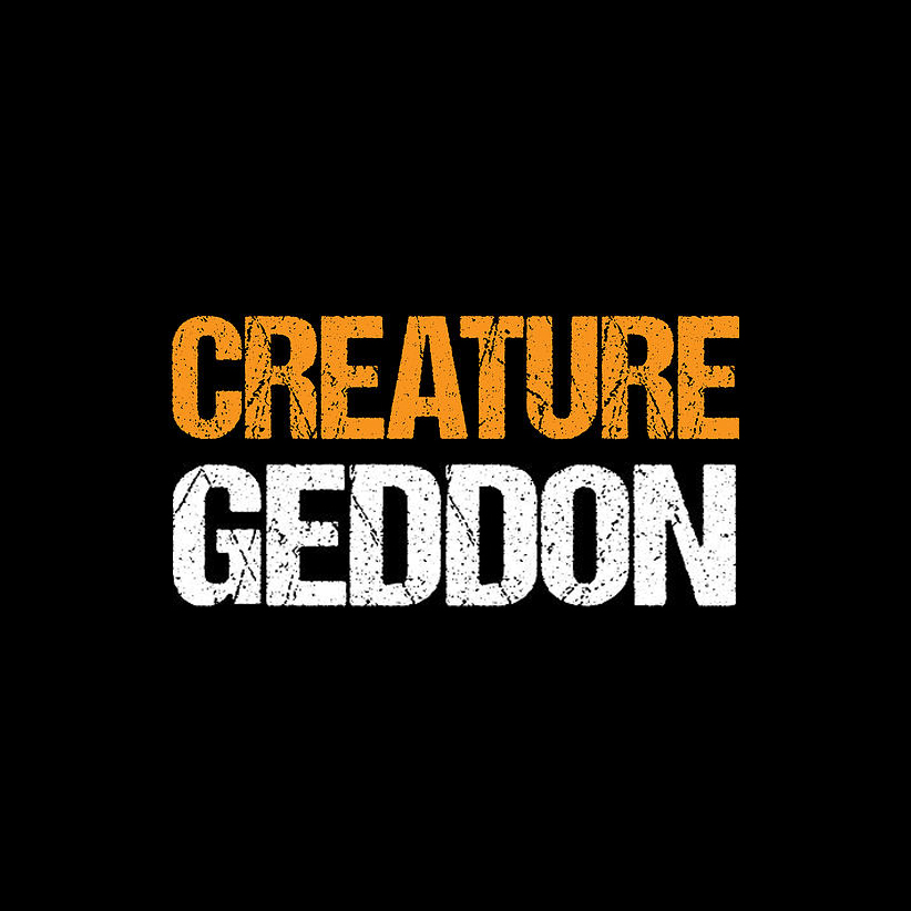 The Frisbeeman in Creature Geddon