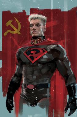 superman redson / ivan drago