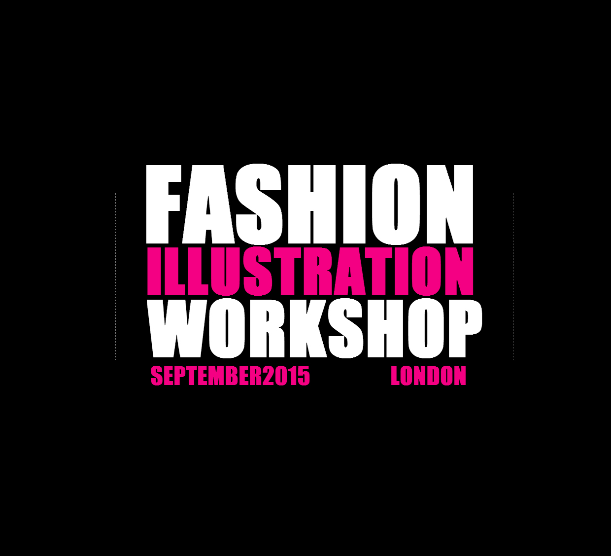workshop london fashion illustration