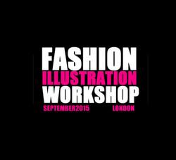 workshop london fashion illustration
