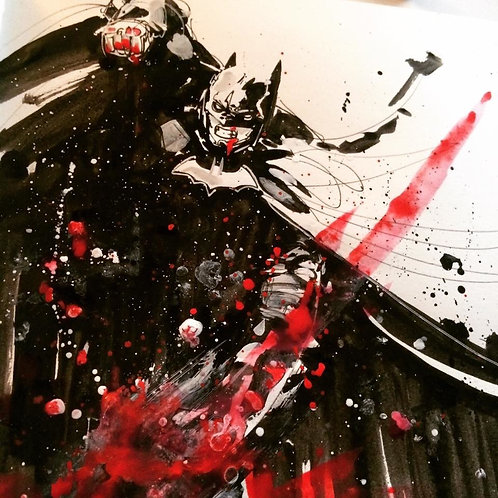 Batman / Ink