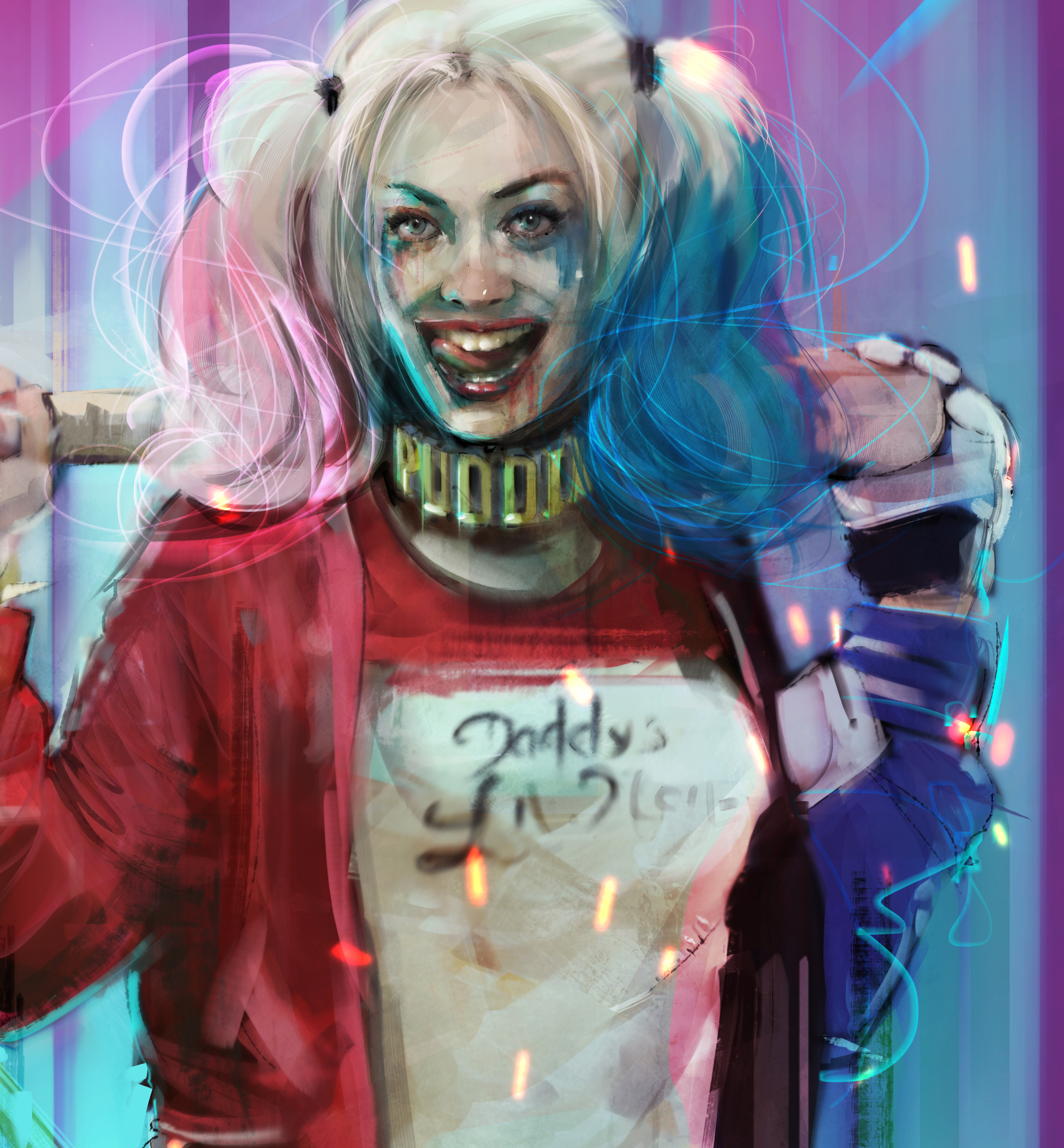 Harley Quinn / fan art