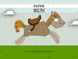 Paper Run concept