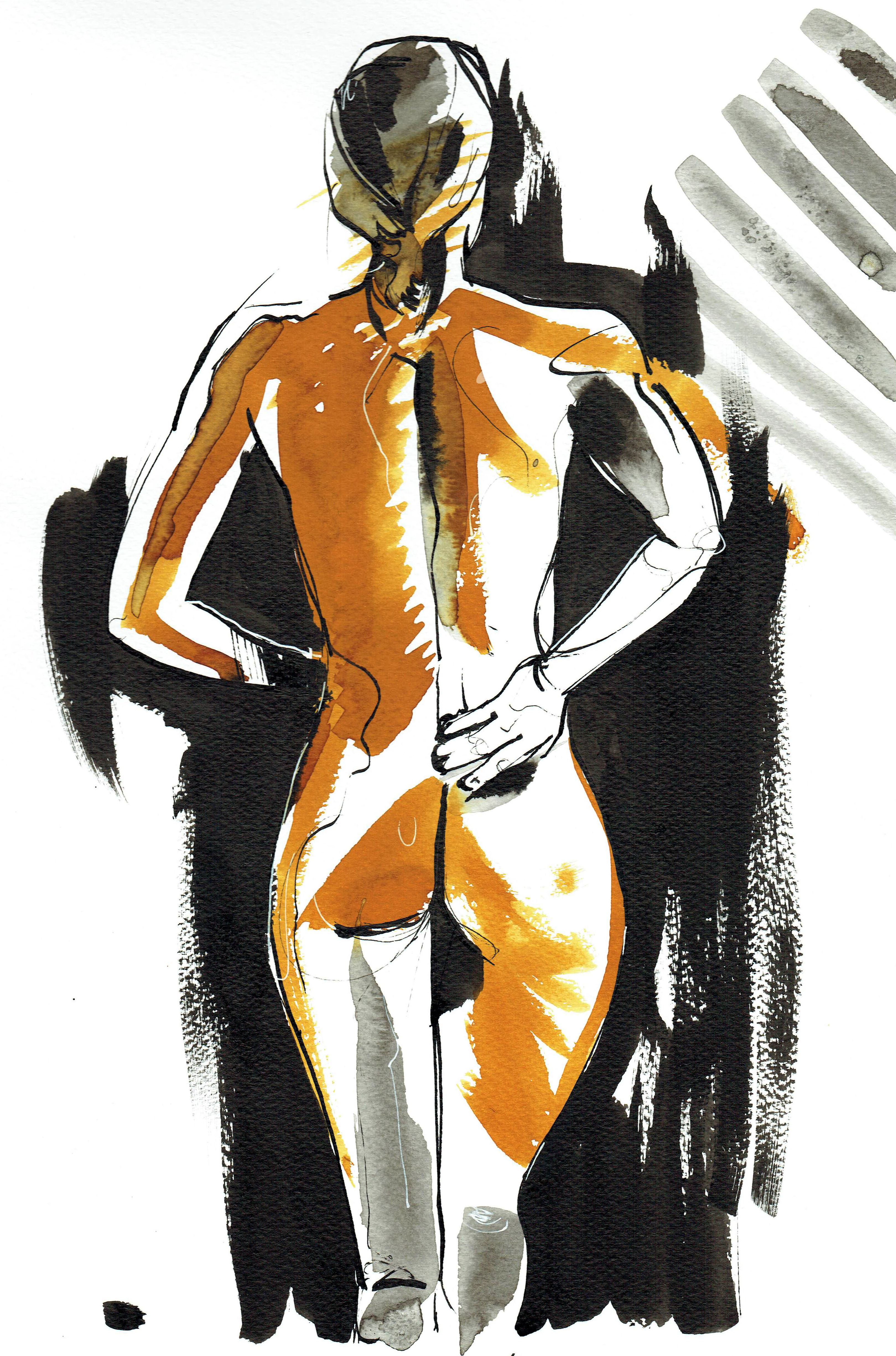 Yellowlifedrawing