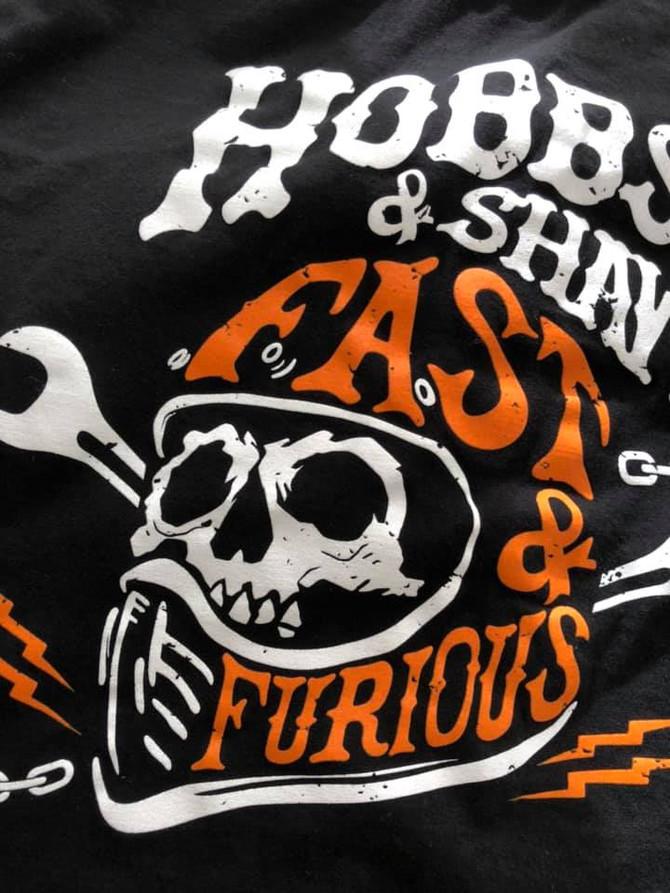 shirt crew / Hobbs and Shaw