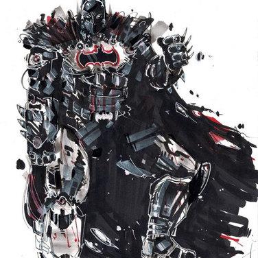 Batman knight