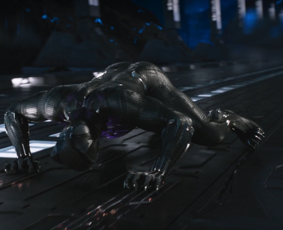 blackpanther last battle