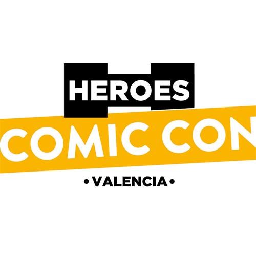 Valencia Heroes Comic Con