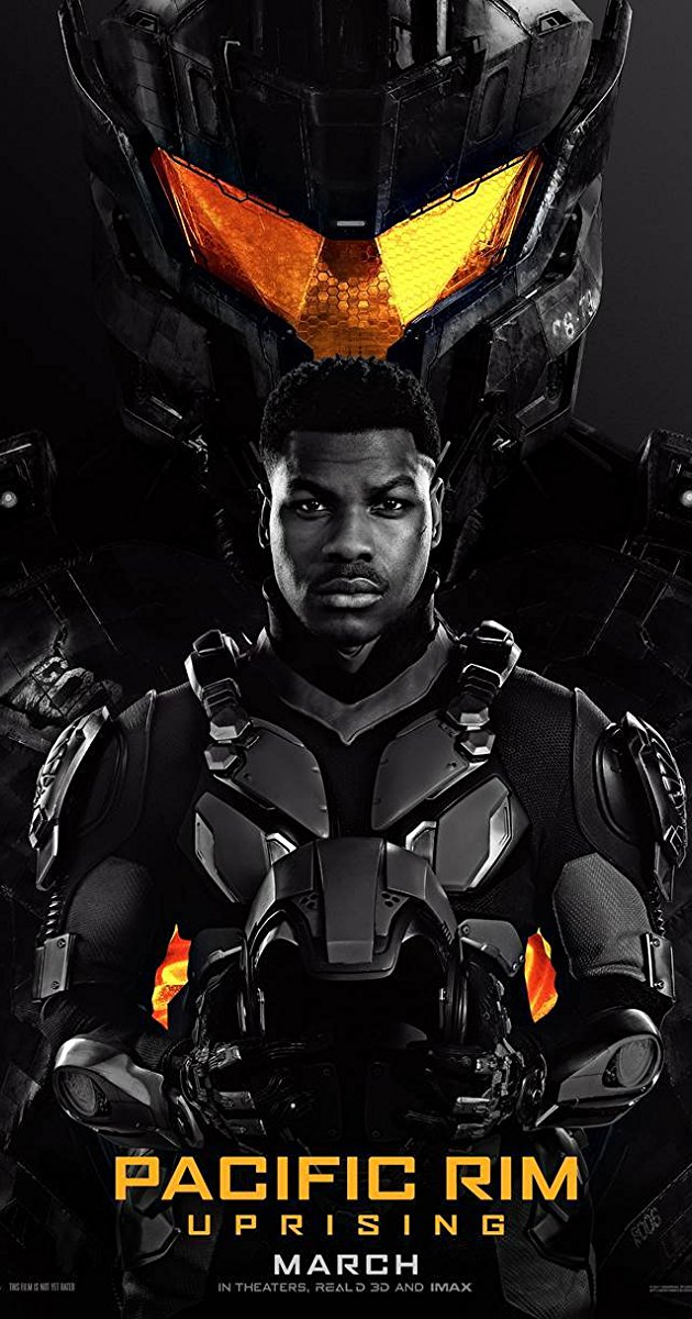 Working in Pacific Rim Uprising