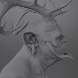 facial modeling Mortimer