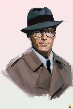 Clark Kent  / Christopher Reeve / tr