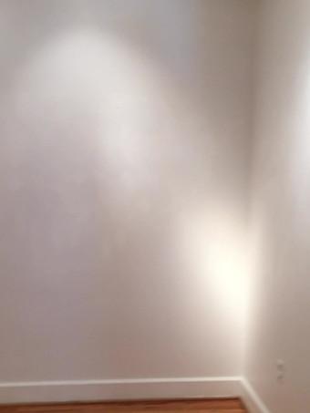 Video of empty gallery