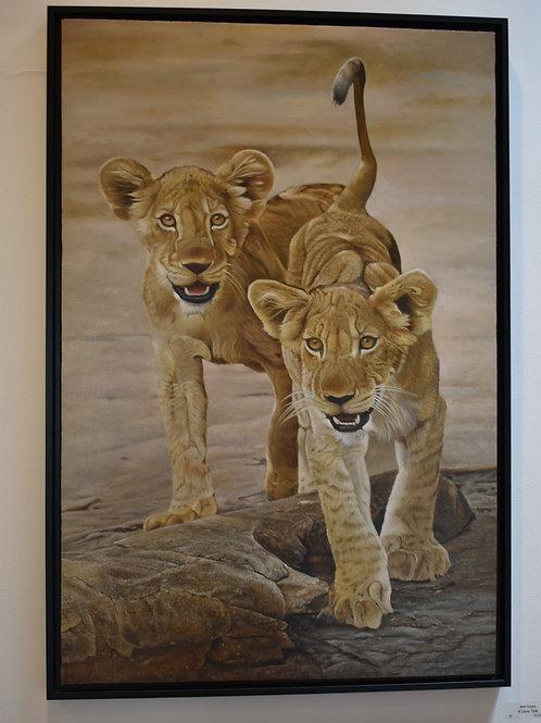 """A Lions Tale"" by Bob Travers"