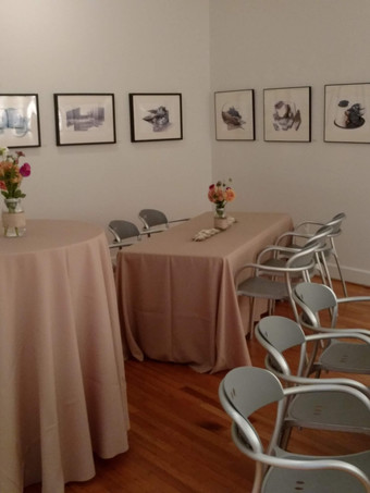 Tables in gallery