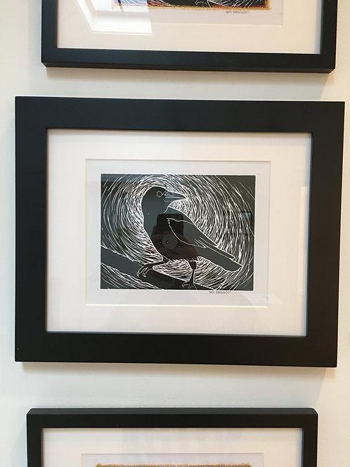 """""""The Crow Alit"""""""