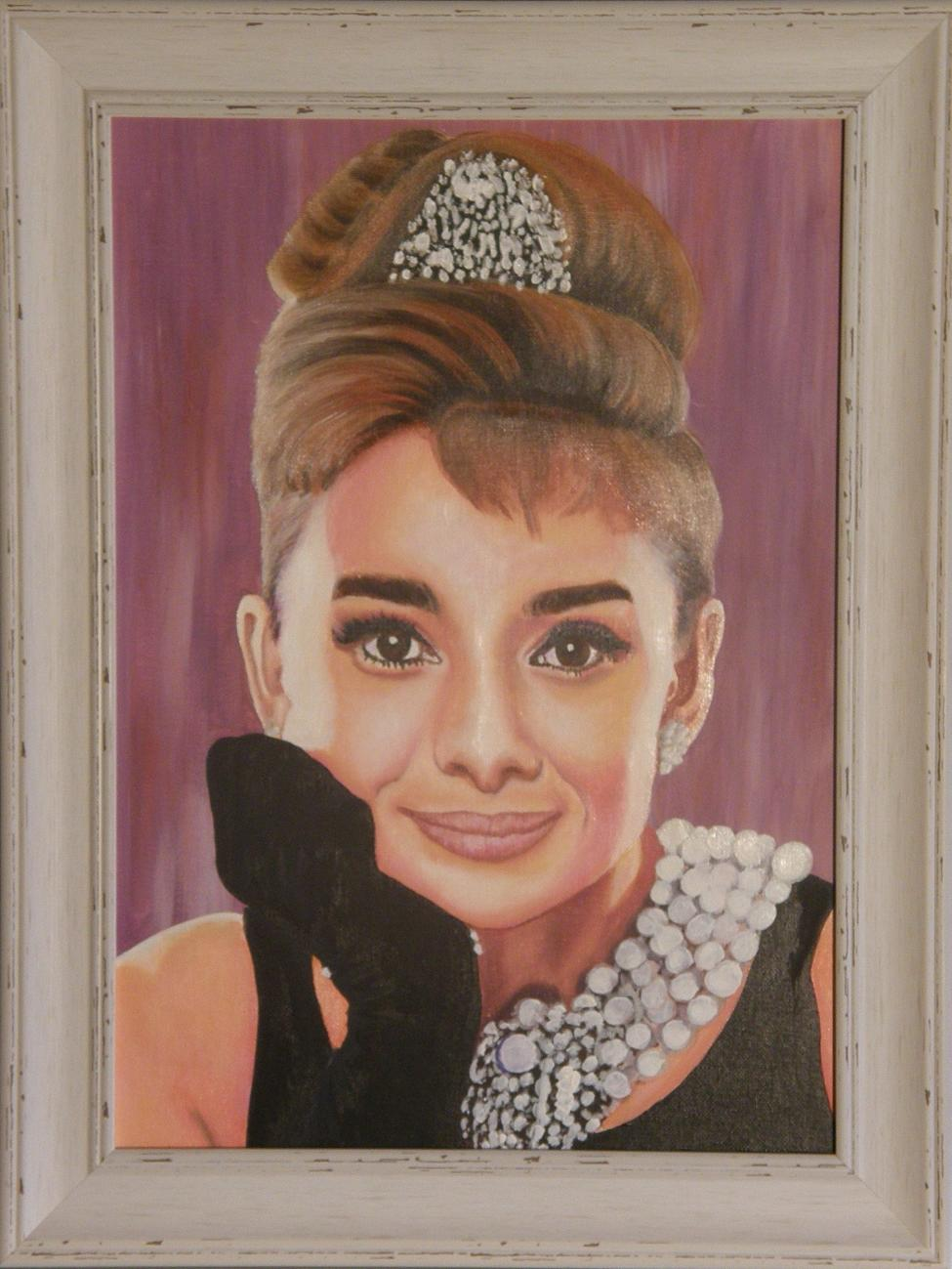Audrey at Tiffanys