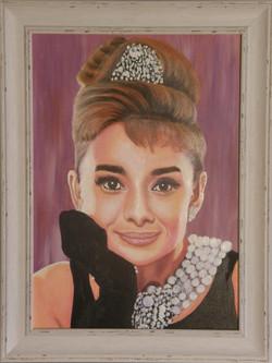 Audrey at Tiffanys