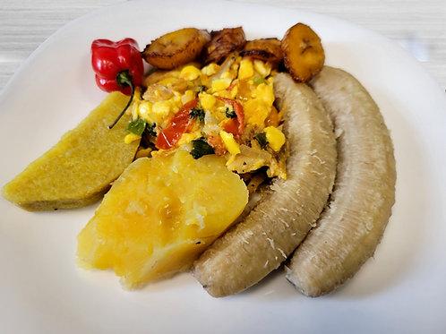 Jamaica Ackee & Saltfish
