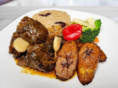Jamaica Stew Oxtail