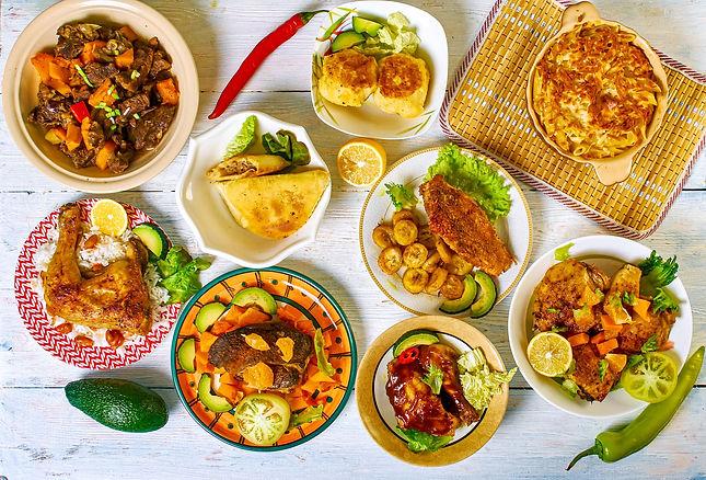 Carib Dish Meal Kit